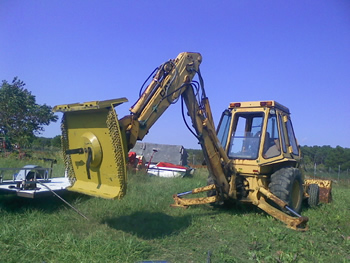 Heavy Duty Brush Hog Ransome Equipment Sales