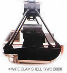 Clamshell Bucket